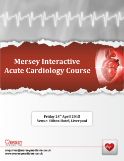 View Program - Mersey Medicine