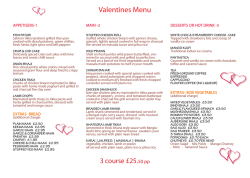 Download valentines menu