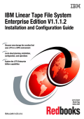 IBM Linear Tape File System Enterprise Edition V1