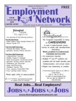Vol 16 Iss 22 - The Employment Network Magazine
