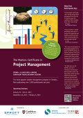 Project Management - Professional Programs