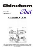Jan 2015 - Chineham Chat Magazine