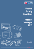 Vehicle Safety Solutions Product Catalogue 2015
