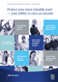 Protect your most valuable asset — your ability to earn an income
