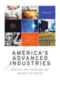 What Advanced Industries Are