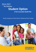 Student Option - Concordia Plan Services