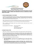 RFM Vendor Guidelines - Renton Farmers Market
