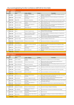 Time Table(PDF
