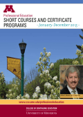 Download Course Catalog - College of Continuing Education