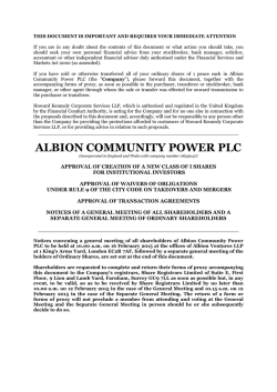 Download PDF - Albion Community Power