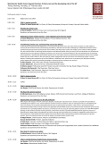 Westminster Health Forum Keynote Seminar: Primary care and the