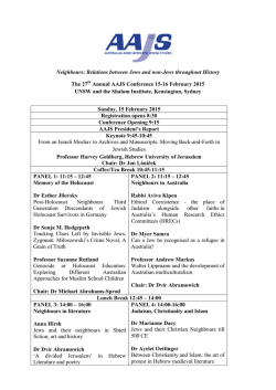 Conference programme (in pdf format)