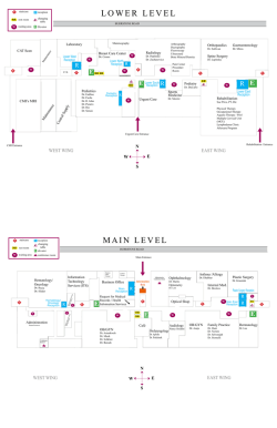 Building Map - Slocum-Dickson Medical Group