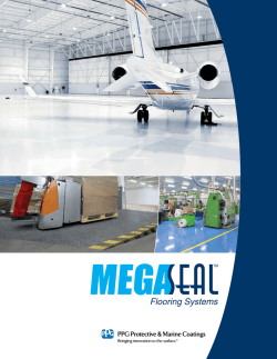 MegaSeal Brochure - Pacific Southwest Coatings