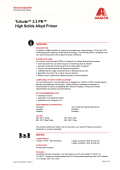 Tufcote™ 3.3 PR™ High Solids Alkyd Primer