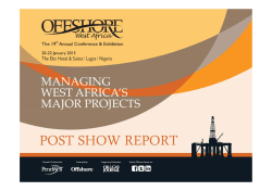 click here for the offshore west africa 2015 post show report