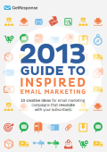 2013 Guide to Inspired Email Marketing
