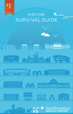 Visitor Survival Guide (PDF)