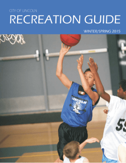 Winter-Spring 2015 Recreation Guide.indd