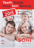 Download the SONI 2015 DENTAL FACE AND BEAUTY BROCHURE