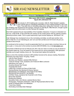 2015 Feb SIR Newsletter.pub - 142