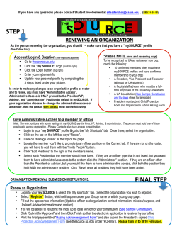 STEP 1 FINAL STEP - The Source