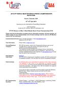 2015 ipf world master bench press championships invitation