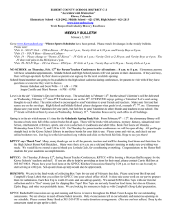 Bulletin - Kiowa School District