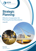 PDF: Strategic Planning - Royal Town Planning Institute