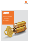 Schlage Key Systems, Cylinders and Keys Catalog