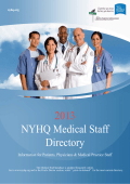 2013 NYHQ Medical Staff Directory