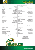 2015 Quick Facts - George Mason University Athletics