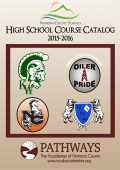 2015-16 High School Course Guide
