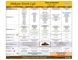 Dirksen North Cafe