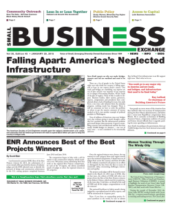 SBE Weekly Newspaper - Small Business Exchange