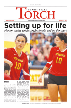 Huntey makes strides professionally and on the court