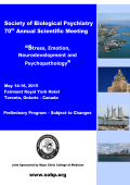 2015 Brochure - Society of Biological Psychiatry