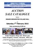 AUCTION SALE CATALOGUE