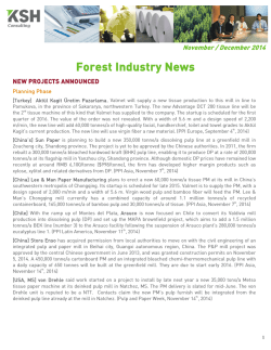 Forest Industry News