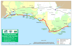 Great Northwest Coastal Trail Corridor