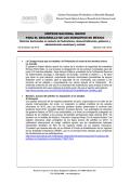 SINTESIS INAFED 05 DE FEBRERO 2015 Abierta