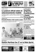 iempo Tiempo - Diario Tiempo Digital