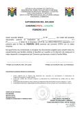 autorizacion del afiliado convenio ipsfa – locatel febrero 2015