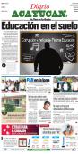 PANen la lona - Diario de Acayucan