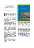 pilates terapéutico - Colegio de Kinesiólogos y Fisioterapeutas de la