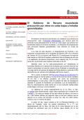 El Gobierno de Navarra recomienda precaución por nieve en cotas