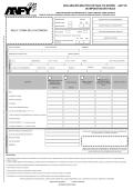 aafy-05 sello y firma de la autoridad declaración múltiple de pago y