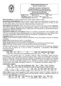 SESIÓN CLINICOPATOLÓGICA A-14-10 Miércoles 4 de febrero de