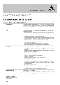 Descarga pdf - Sika Colombia