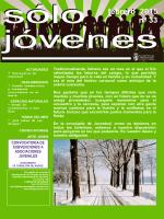 Boletín Informativo SOLO JÓVENES – Febrero 2015